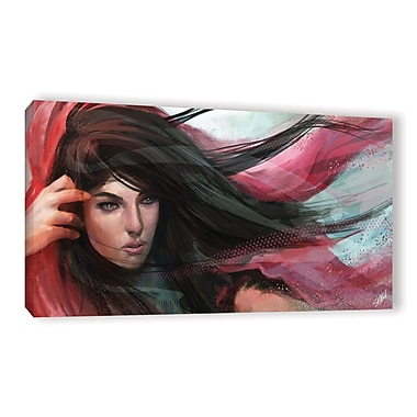 ArtWall 'Wind' Gallery-Wrapped Canvas 18