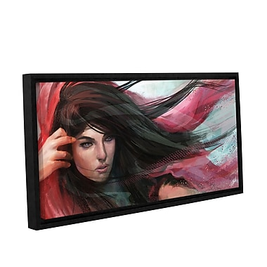ArtWall 'Wind' Gallery-Wrapped Canvas 24
