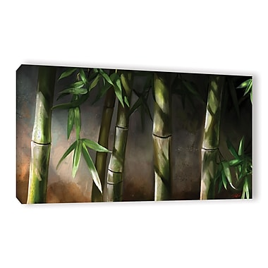 ArtWall 'Bamboo' Gallery-Wrapped Canvas 12