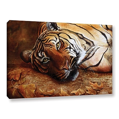 ArtWall 'Bengal Tiger' Gallery-Wrapped Canvas 12