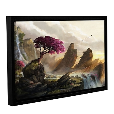 ArtWall 'Blossom Sunset' Gallery-Wrapped Canvas 12