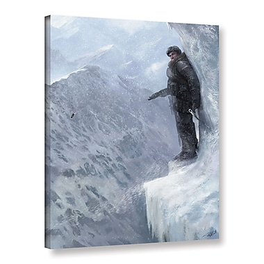 ArtWall 'Breaks Over' Gallery-Wrapped Canvas 36