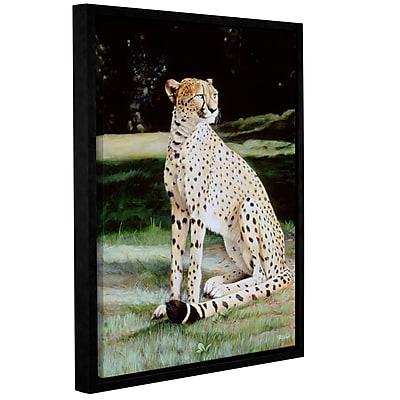 ArtWall 'Crowned Regal' Gallery-Wrapped Canvas 36