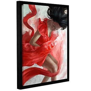 ArtWall 'Descension' Gallery-Wrapped Canvas 18