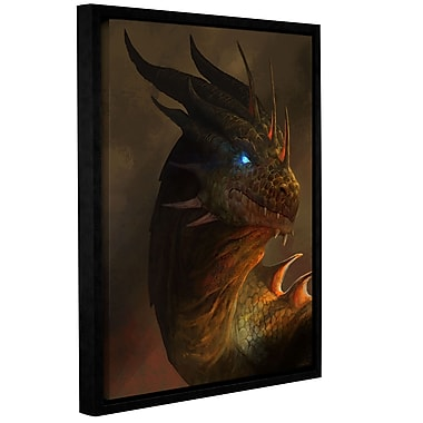 ArtWall 'Dragon Portrait' Gallery-Wrapped Canvas 24