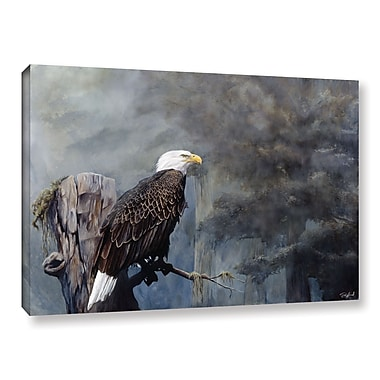 ArtWall 'Freedom Haze' Gallery-Wrapped Canvas 24