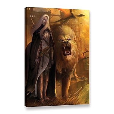 ArtWall 'Guardians' Gallery-Wrapped Canvas 32