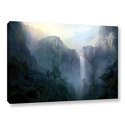 ArtWall 'Afternoon Light' Gallery-Wrapped Canvas 16