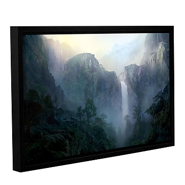 ArtWall 'Afternoon Light ' Gallery-Wrapped Canvas 12