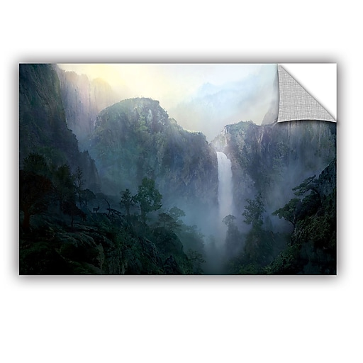"ArtWall 'Afternoon Light' Art Appeelz Removable Wall Art Graphic 24"" x 36"" (0str002a2436p)"