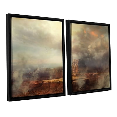 ArtWall 'Before The Rain' 2-Piece Canvas Set 32