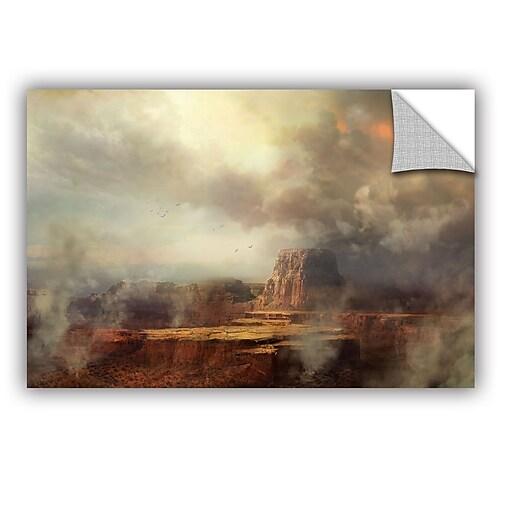 "ArtWall ""Before the Rain"" Art Appeelz Removable Wall Art Graphic 32"" x 48"" (0str003a3248p)"