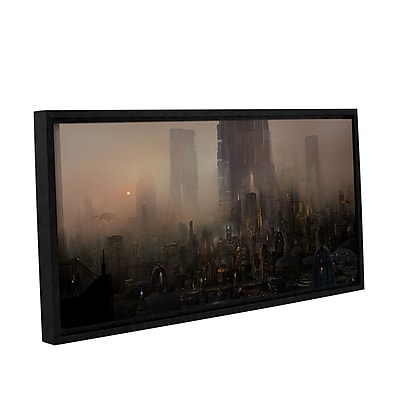 ArtWall 'Cohabitations' Gallery-Wrapped Canvas 24