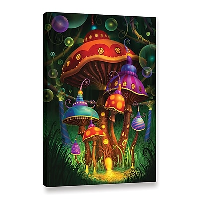 ArtWall 'Enchanted Evening' Gallery-Wrapped Canvas 12