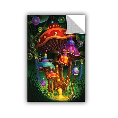 ArtWall 'Enchanted Evening' Art Appeelz Removable Wall Art Graphic 16
