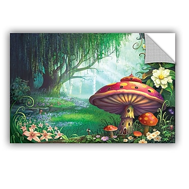 ArtWall 'Enchanted Forest' Art Appeelz Removable Wall Art Graphic 32