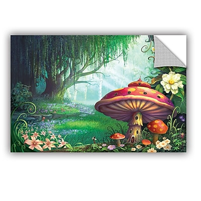 ArtWall 'Enchanted Forest' Art Appeelz Removable Wall Art Graphic 24