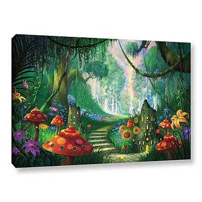 ArtWall 'Hidden Treasure' Gallery-Wrapped Canvas 16