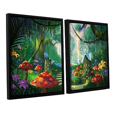 ArtWall 'Hidden Treasure' 2-Piece Canvas Set 32