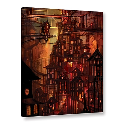 ArtWall 'Illuminations' Gallery-Wrapped Canvas 36