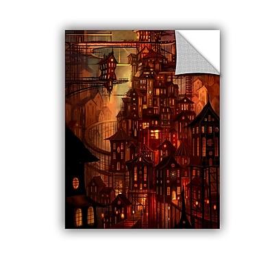 ArtWall 'Illuminations' Art Appeelz Removable Wall Art Graphic 14