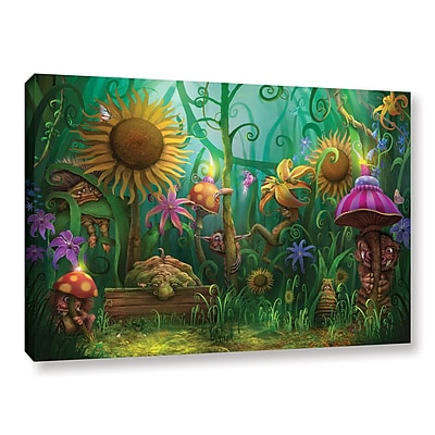 ArtWall 'Meet The Imaginaries' Gallery-Wrapped Canvas 32