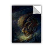 "ArtWall 'The Apparition' Art Appeelz Removable Wall Art Graphic 14"" x 18"" (0str016a1418p)"