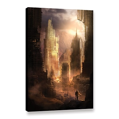 ArtWall 'The Arrival' Gallery-Wrapped Canvas 32