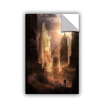 ArtWall 'The Arrival' Art Appeelz Removable Wall Art Graphic 32