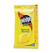 """Pledge® Wipes, 7"""" x 10"""", Lemon, 288/Carton (CB121289)"""