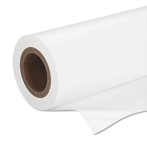 Epson® Premium Semigloss Photo Paper Roll, Semi-Gloss, 16 1/2