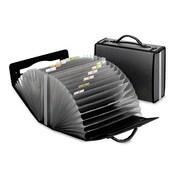 Pendaflex® Portafile 26-Pocket Document Carrying Case, Smoke, Each (01132)