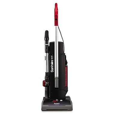 Electrolux Sanitaire® Quiet Clean 2 Motor Upright Vacuum, Red (SC9180A)