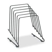 Fellowes®, Wire Step File II, 5 Comp, Steel, 7 1/4 x 6 x 8 1/4, Black, Each (69712)