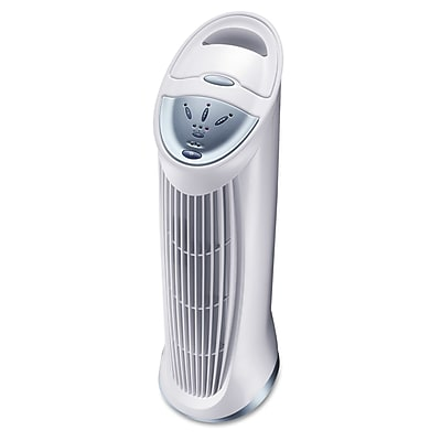 Honeywell Three-Speed QuietClean Tower Air Purifier, 124 sq ft Room Capacity HWLHFD110