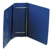 Charles Leonard® VariCap™ Expandable Binder, 8 1/2 x 11, Non-View, Each (61602)