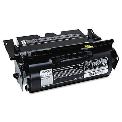 Lexmark™ 64075SW Toner, 6000 Page-Yield, Black