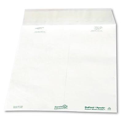 Survivor® Catalog Mailers Made with Tyvek®, White, 10 x 13100/Box (R1580)