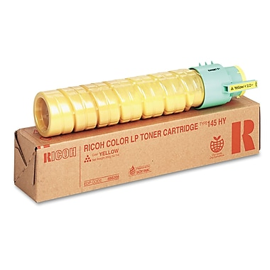 Ricoh® 888309 High-Yield Toner, 15000 Page-Yield, Yellow