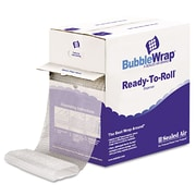 "Sealed Air Bubble Wrap® Cushioning Material, 0.500"" Thick, 12"" x 65 ft, 65/Carton (1000022501)"