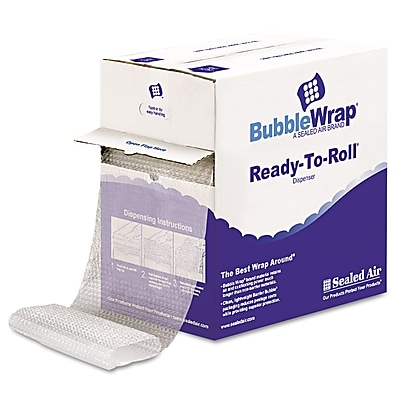 Sealed Air Bubble Wrap® Cushioning Material, 0.500