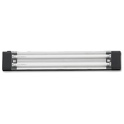 "Mayline® Tasklight, 25"" x 4"" x 1"", Black (CTSK1BLK)"