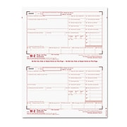 TOPS™ W-2 Tax Forms Kit, 24/Pack (22904KIT)