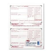 DN PUSH TOPS™ W-2 Tax Form, 50/Pack (22991)