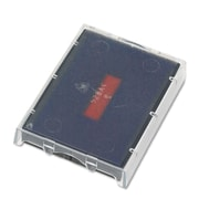 Identity Group Replacement Ink Pad for Trodat Self-Inking Custom Dater, Blue/Red, Each (5109)