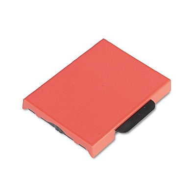 Identity Group Replacement Ink Pad for Trodat Self-Inking Custom Dater, Red, Each (5106)