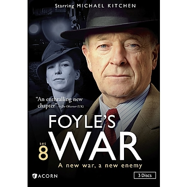 Foyle's War: Series 8 (DVD)
