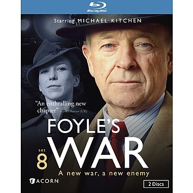 Foyle's War: Series 8 (Blu-ray)