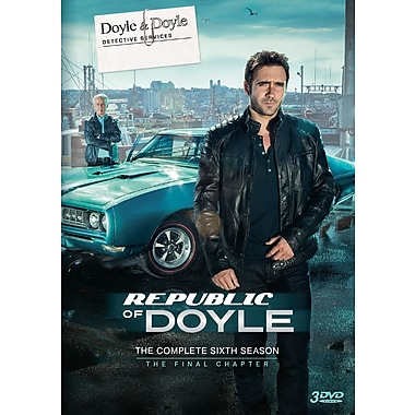 Republic of Doyle: Season 6 (DVD)