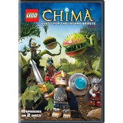 Lego Legends of Chima: Quest for the Legend Beasts, Season 2 Pt. 1 (DVD)